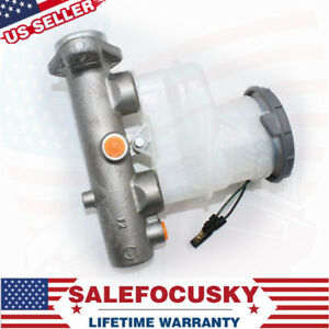 New Brake Master Cylinder For 96 00 Honda Civic 1 6l 46100 s04 a01 46100s04a01