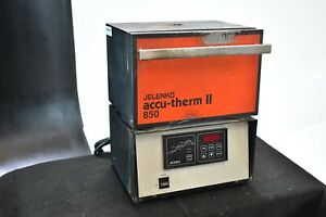 Jelenko Accu therm Ii Dental Lab Furnace For Restoration Material Heating