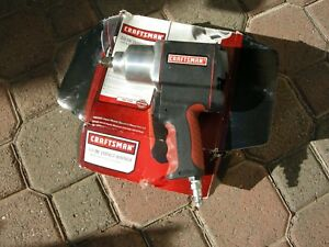 Craftsman 1 2 Inch Drive Air Impact Wrench Gun 875 168820