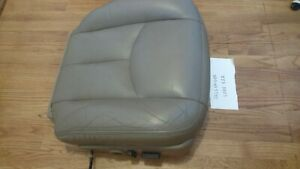 99 06 Chevy Silverado Tahoe Sierra 522 Leather Front Seat Passenger Right Oem