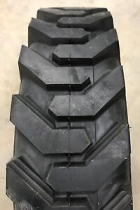Two New Tires 7 00 15 Hercules R 4 Xtra wall 6ply Skid Steer 7 00 15 7 00x15 Atd
