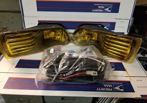 Spyder Auto 5043290 Fog Lights Fits 05 10 Tc Scion