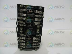 Ge Fanuc Ic3603a143d Heat Sink Assembly Used