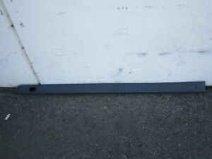 Nn711335 Toyota Tundra 2001 2002 2005 2006 Rear Bed Lh Protector Moulding Cover