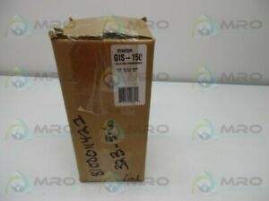 Stancor Gis 150 Isolation Transformer New In Box