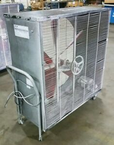 Dayton 36 Mobile Air Circulator Fan 3c187c Hp 1 2 115 Volts 639 Watts
