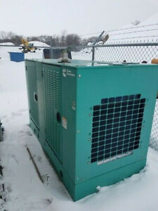 2006 Model 35kw Natural Gas Cummins Generator Sets Available Ggfd 5768688