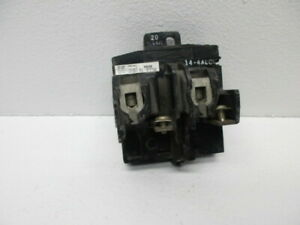 Pushmatic P4220 Circuit Breaker Used