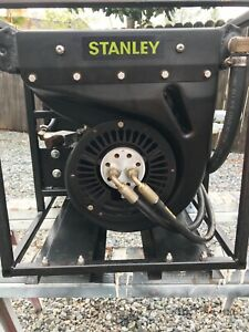 Stanley Hydraulic Hydraverter good Cond has Seen Little Use