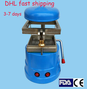 Dental Vacuum Forming Molding Machine Former Heat Thermoforming Lab Equipment Ce
