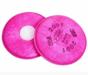 Lots Of Painting Spray Industry 3m 2091 Particulate Filter P100