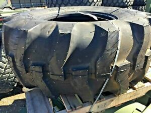 New 19 5 24 19 5x24 Tire 10 Ply American Contractor Backhoe