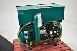 Great Used Adp Apollo R42 Dental Air Compressor System For Operatory Pressure