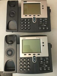 Cisco Ip Phone 7940 Lot Of 2