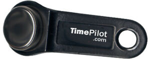 Black Keytabs Ibuttons For Ibutton Exaktime Job Site Time Clock
