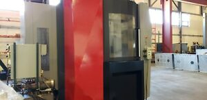 Okk Hm 6300s Cnc Horizontal Machining Center