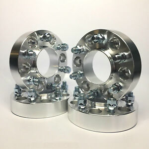 4pcs 2 Wheel Spacers 6lugs For Ford F 150 Svt Raptor Expedition Clearance Sale