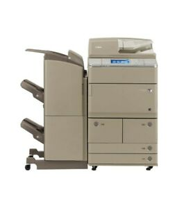 Canon Imagerunner Advance 6055 Black And White Copier