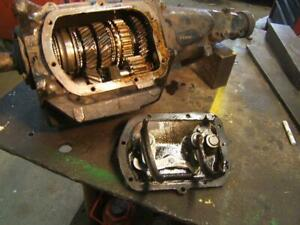 Saginaw 4 Speed Transmission 1969 Chevrolet Camaro 2 54 One Ring Used
