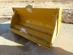 New John Deere 82 Bucket 210 310 410 Egjk Loader Backhoe Tractor At308043 Iowa