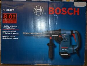 Bosch Rh328vc 1 1 8 Sds plus Rotary Hammer Drill