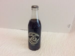 Coca Coca Collectible Antique  Rockwood Coca Cola 75th Anniversary Bottle