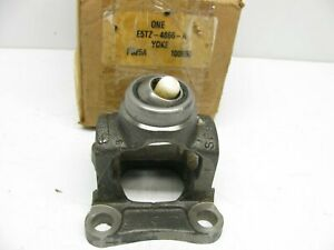 Oem Ford Cv Flange Yoke 1210 Series E5tz4866a For 1985 1986 Ford Bronco Ii