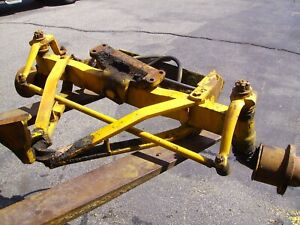 Case Tractor 530 Ck Front Axle