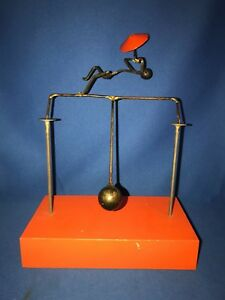 Mid Century Modern Kinetic Sculpture Tito S Things Designers Forge Raymor 1960 S