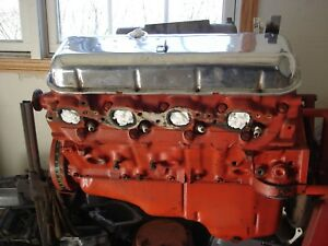 1966 Chevelle Impala L78 Big Block Engine 396 375hp 396 425hp 3855962 3873858 Bb