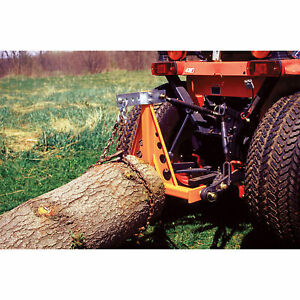 Norwood Log Hog Log Skidder Tractor Attachment 41255