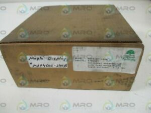 Maple Systems Map460c 240b Operator Interface Termianl New In Box