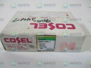 Cosel Rmc15a 1 Power Supply New In Box