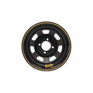 Aero Race Wheels 31 Series Black Powdercoat Spun formed Wheel 13 x8 4x4 5 Bc