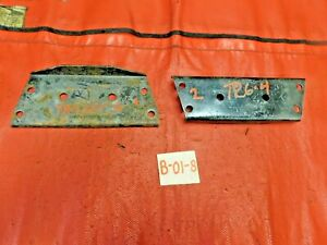 Triumph Tr4 Tr6 Tr250 Rear Engine Or Transmission Mounting Plate Or Bracket