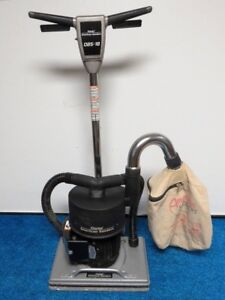 Clarke American Sanders Obs 18 Dust Control With Bag