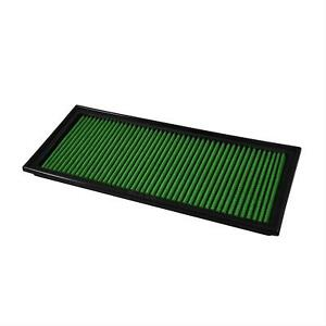 Green Filter Air Filter Replacement Panel Cotton Gauze Green For Subaru 2 5l Ea