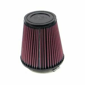 K n Air Filter Filtercharger Conical Cotton Gauze Red 3 5 Dia Inlet Ea Rf 1031