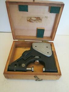 Vintage Dial Snap Gage 1 1 5 0001 Standard Gage Co Usa Machinist Tool