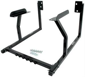 Allstar Engine Cradle Steel Black Powdercoated Ford Ea All10145