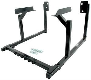 Allstar Engine Cradle Steel Black Powdercoated Ford Ea All10148