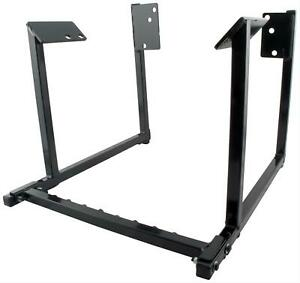 Allstar Engine Cradle Steel Black Powdercoated Ford Ea All10154
