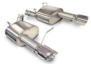 Corsa Exhaust Xtreme Exhaust System 14317 2011 2012 Mustang 5 0l Boss 302