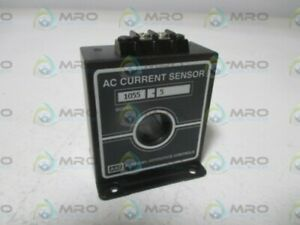 American Aerospace Cotnrols 1055 5 Ac Current Sensor New No Box