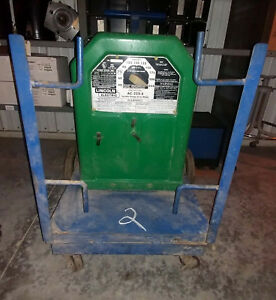 1 Used Lincoln Electric Ac 225 s Ac Arc Welder make Offer