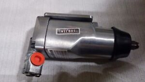 Wel Bilt Butterfly Air Impact Wrench 3 8in Drive 3 Cfm 75 Ft Lbs Torque