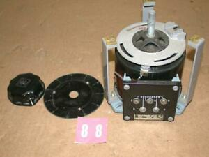 Powerstat Variable Autotransformer 116bu Output 0 140v Input 120v 50 60hz 1ph