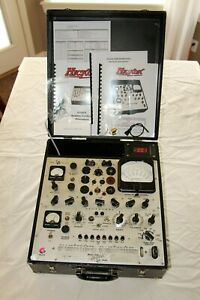 Hickok 539b Tube Tester Calibrated 04 02 2019