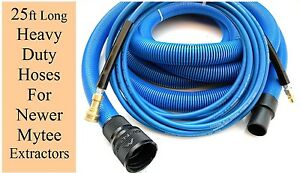 Carpet Cleaning 25 Vacuum Pressure Hoses For Mytee Extractors 1 5 Wand Cuff