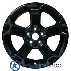 Jeep Grand Cherokee 2018 2019 20 Oem Wheel Rim Black
